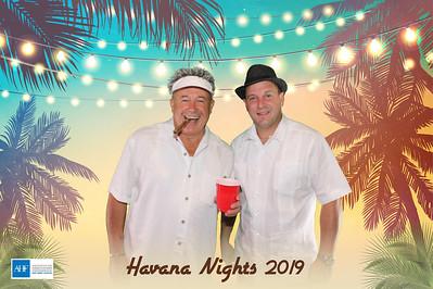 AHF Havana Nights