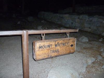 Mt Whitney 6-6-2010