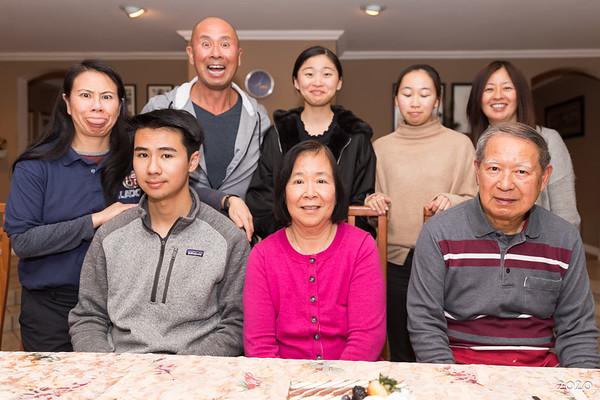 20200103 Family Dinner
