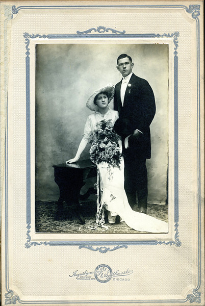 Vincent J. and Agnes.
