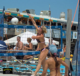 Zephyrhills Cocoa Beach Pro-Am Beach Volleyball, 2006