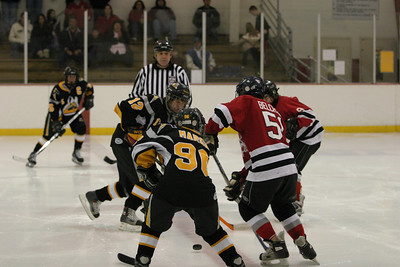 North Carolina Icehawks Photos MLK 2008