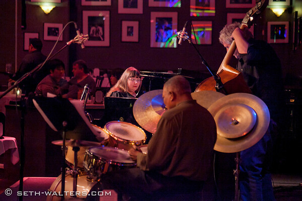 Yelena Eckemoff and the Lions Trio 3-26-13