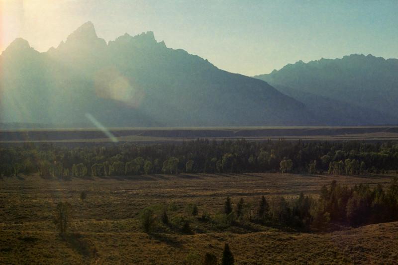 Yellowstone + Grand Tetons   Fall 2003