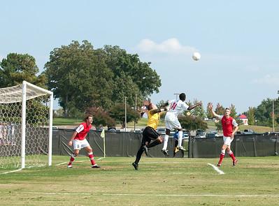 2012 - Garden Webb Men's Soccer