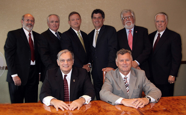 Security Bank Board of Directors and Executive Management 2008