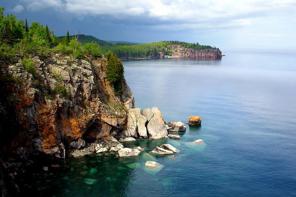 Lake Superior  - North Country