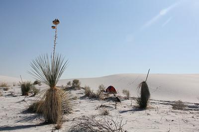 Alamogordo & Back Country Camping in White Sands (Sept. 21-22 2012)