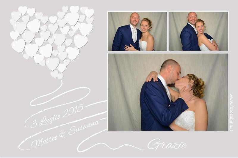 Matrimonio Susanna e Matteo - Photobooth con  Fotocabina.it - 03.07.2015
