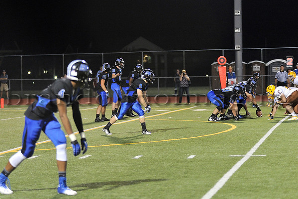 Football: 2012 Regular Season