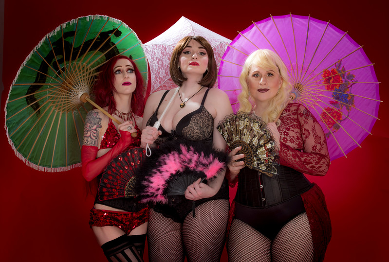 UCG Burlesque shoot 06-21-17