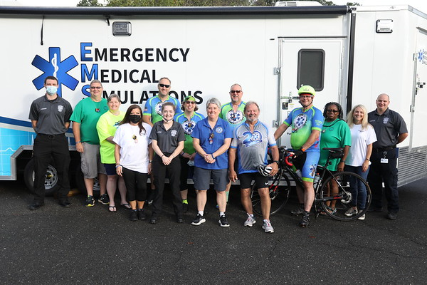 EMS Memorial Bike Ride 9-22-21