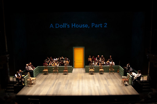 A DOLL'S HOUSE PART 2 (Steppenwolf Theatre Company)