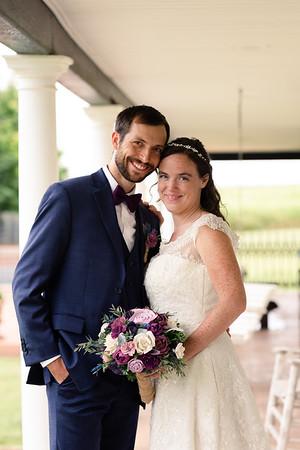 Meagan & Jesse Norris | Wedding, exp. 8/10
