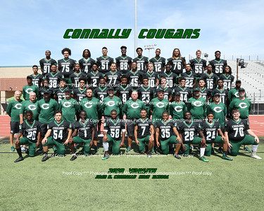 2018 Connally Cougars Football
