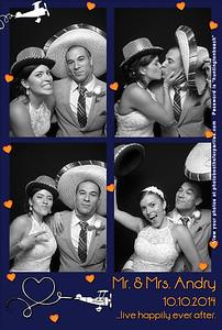 Mr & Mrs Andry