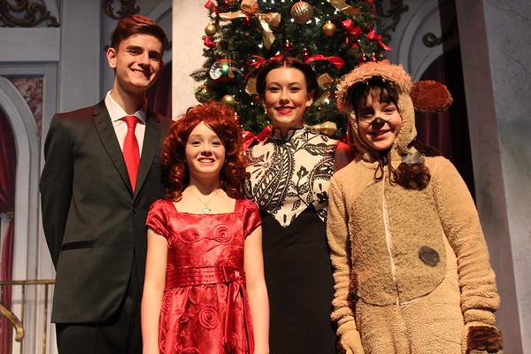 Delta Youth Theatre Annie 2017 December 2