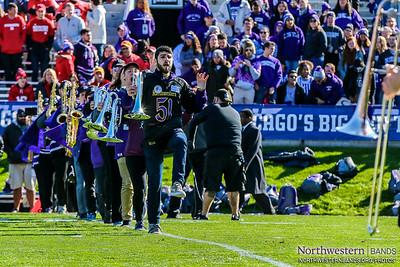 NUMB 2018-10-13 | Northwestern Football vs. Nebraska