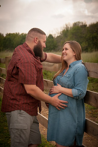 Beth and Chris Expecting