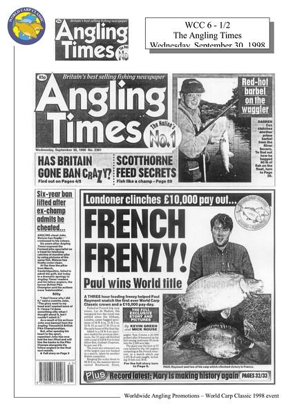 WCC 1998 - 06  Angling Times 1-2-1.jpg