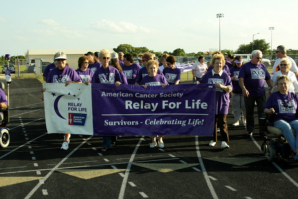 ST CLOUD RELAY FOR LIFE THROUGH THE YEARS