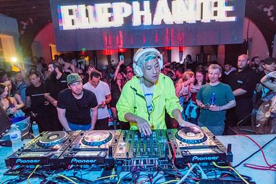 5-25-18 The Church, Elephante