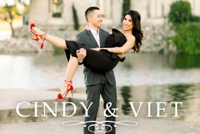 Cindy & Viet (prints)