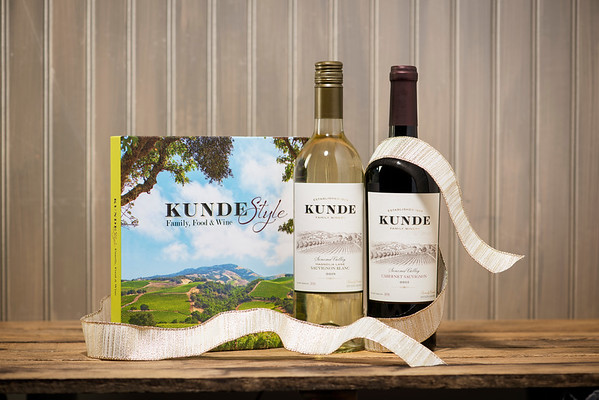 2019 Kunde Style Book and two bottles