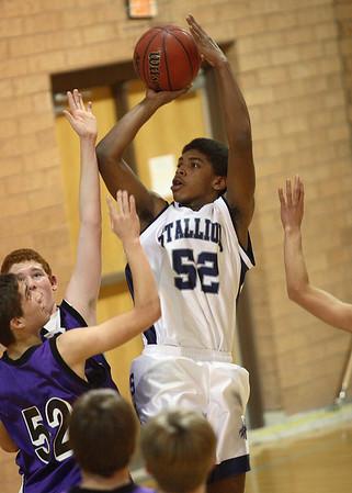 Shepherd Basketball