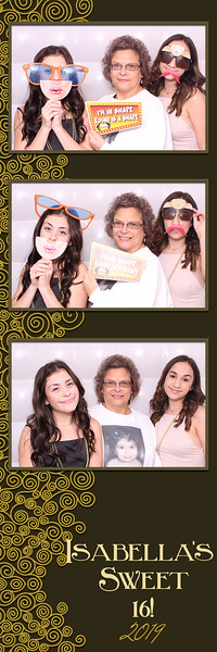 Isabella's Sweet 16