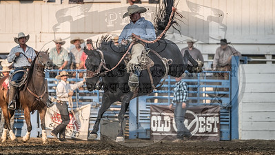 Carl Wendt Memorial Ranch Bronc Riding