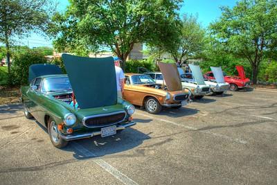Volvo Texas - April 2011 Meet