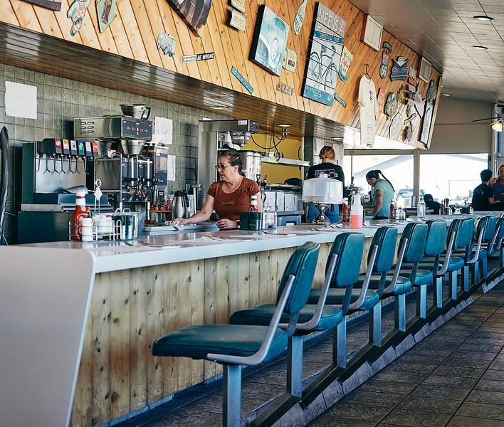 Route 66 - Diner, Tucumcari, New Mexico