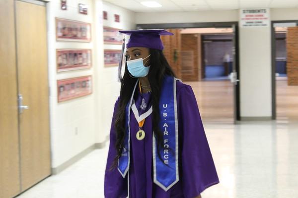 Merrillville High School Graduation 2021