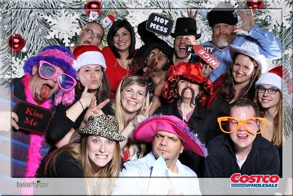 Costco Tigard Holiday Party 2015
