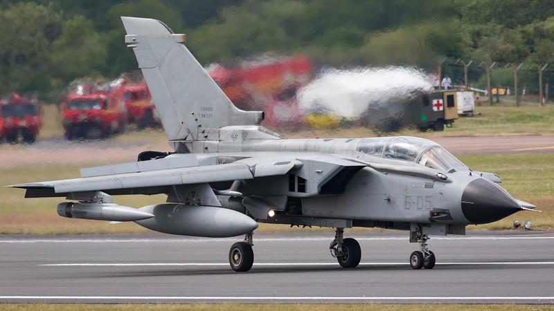 6-05, Italian Air Force, MM7025, Panavia Aircraft, RIAT 2015, Tornado A-200