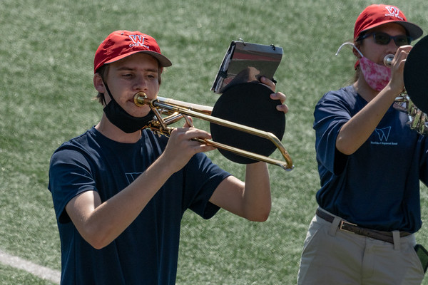 2020 4Q WHS Band Day
