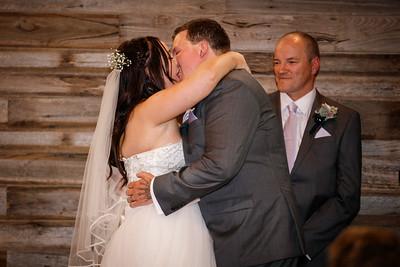 Caitlyn and Rhyse - Wedding