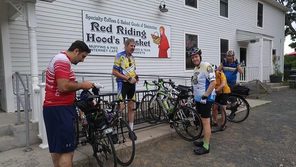 June 24 Saturday Traditional Ride