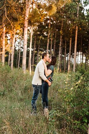 Carlyn + Brett // Engagement