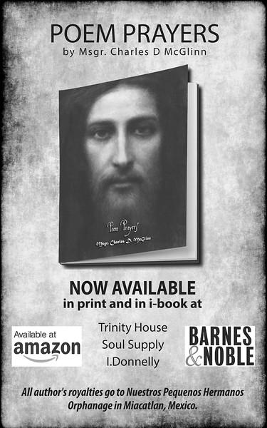 Poem Prayers Leaven Ad copy