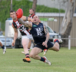 Lucindale A Grade - Round 8