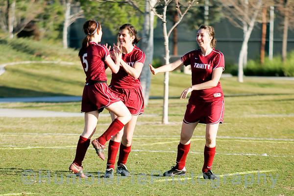 20100203 – HSJV Girls vs. Ojai Valley