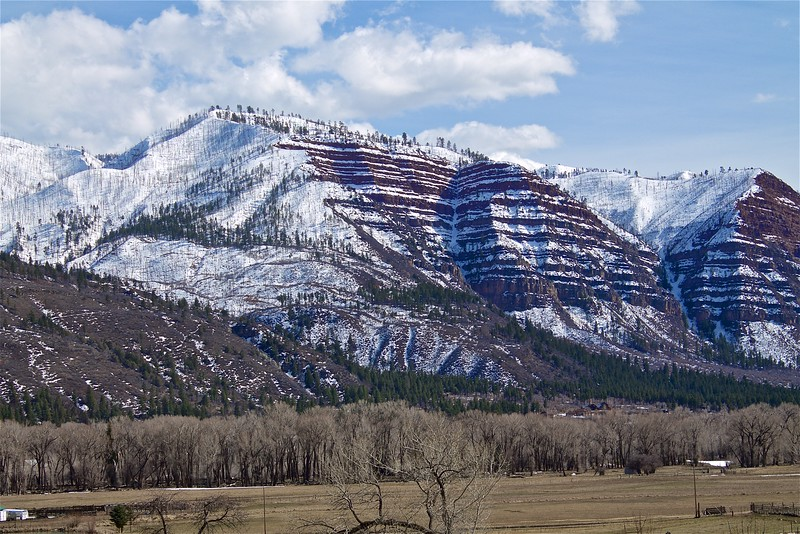 North of Durango