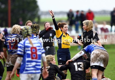 Rugby Ladies Final Day 2014