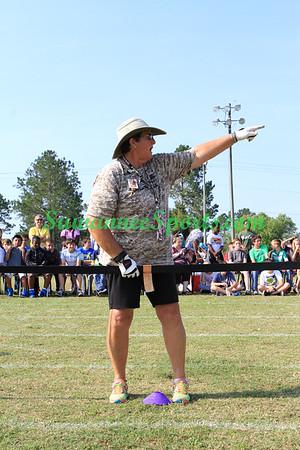 Suwannee Intermediate School - 5th Grade Tug of War Tournament 2016