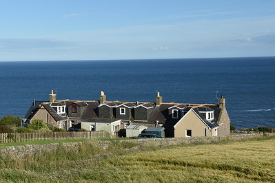 Johnshaven - a fishing village