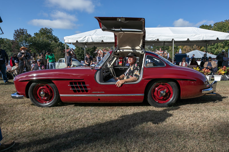 1954 Mercedes Benz 300SL Coupe-3 Best of Show.jpg