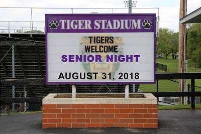 2018 Senior Night (08-31-18)
