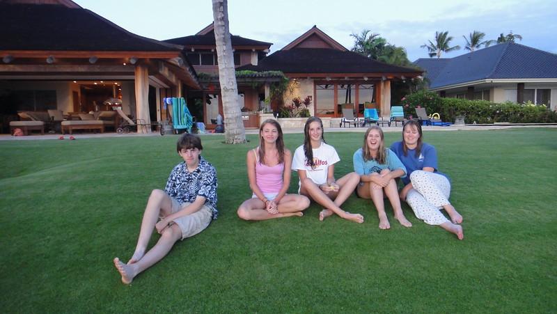 2011-08-10-0004-Maui with Hahns-Hale Ohia-Jeremy-Elena Beaulieu-Elaine-Audrey-Jenni Cooper.JPG